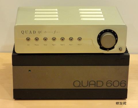 QUAD QC24P 606